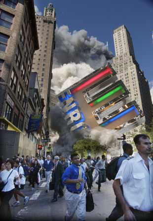 Enron and 9/11...Connecting the Dots